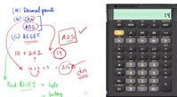 CFA Calculator