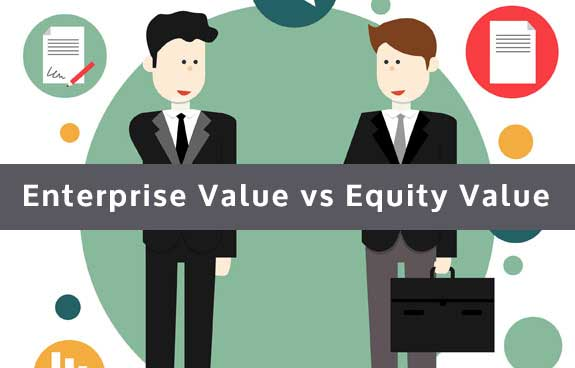 Enterprise-Value vs Equity-Value