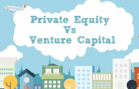 PRIVATE EQUITY VS VENTURE CAPITAL