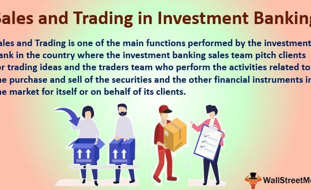 Sales-and-Trading-in-Investment-Banking