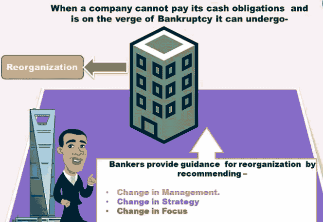 Investment Banking Reorganization