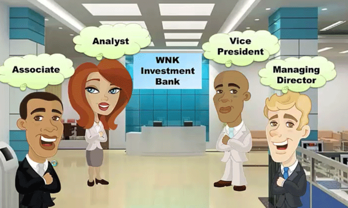 Investment Banking Roles and Responsiblities