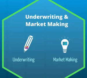 Investment Banking – Underwriters and Market Makers