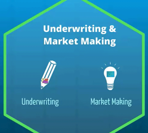 Underwriting and Market Making