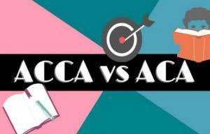 ACCA vs ACA – What's the Difference?