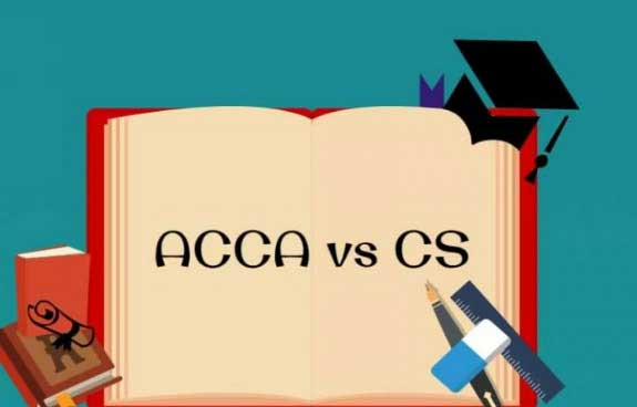 ACCA VS CS