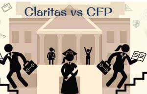 Claritas vs CFP – Which Should Be The One?
