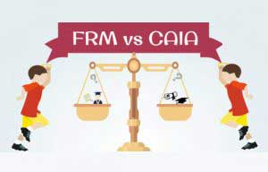 FRM vs CAIA – Which Finance Career to Choose?