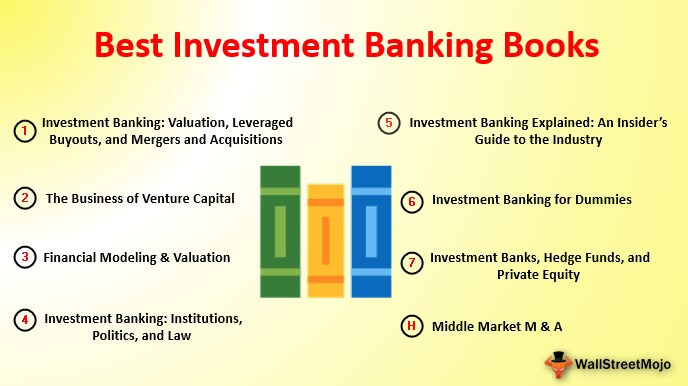 Investment Banking Books