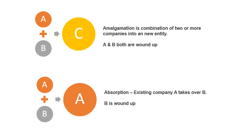 What is amalgamation