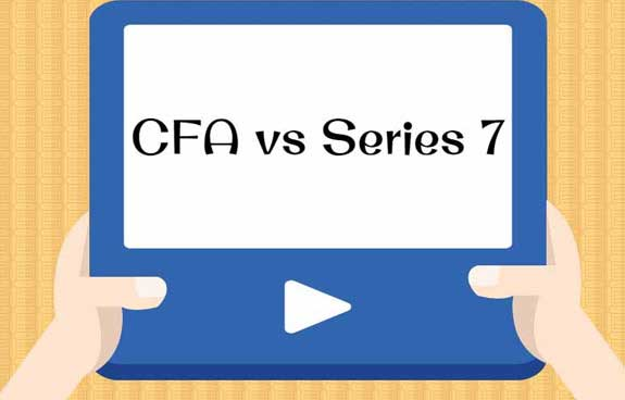 cfa vs series-7