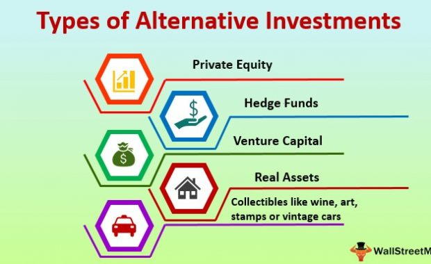 Types of Alternative Investments 1