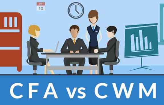 cfa vs cwm