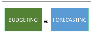 Budgeting vs Forecasting