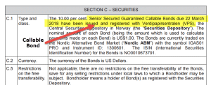 Callable Bonds | Definition | Example | Valuations