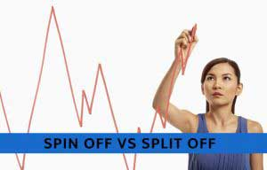 Spin off vs Split Off | Same or Different?