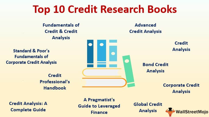 Top 10 Best Credit Research Books