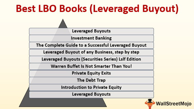 Best LBO Books (Leveraged Buyout)