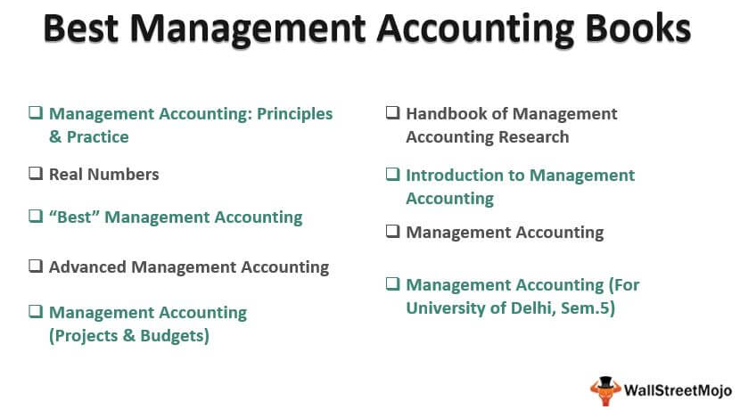 Best Management Accounting_Books