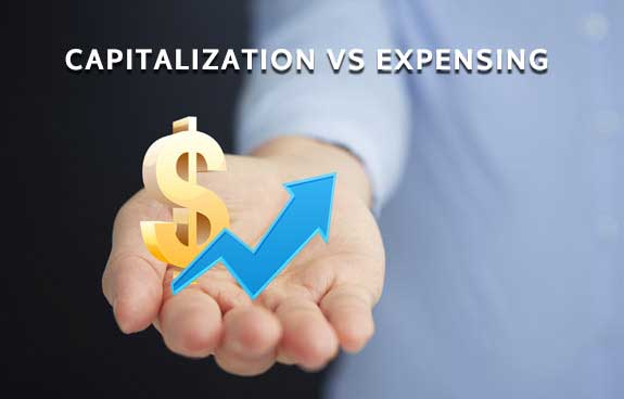 CAPITALIZATION VS EXPENSING
