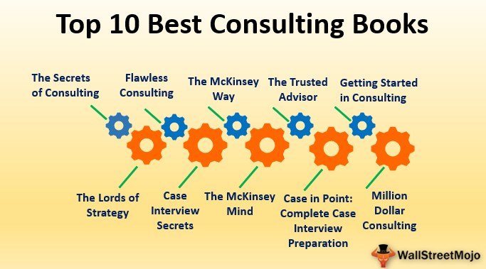 Best Consulting Books