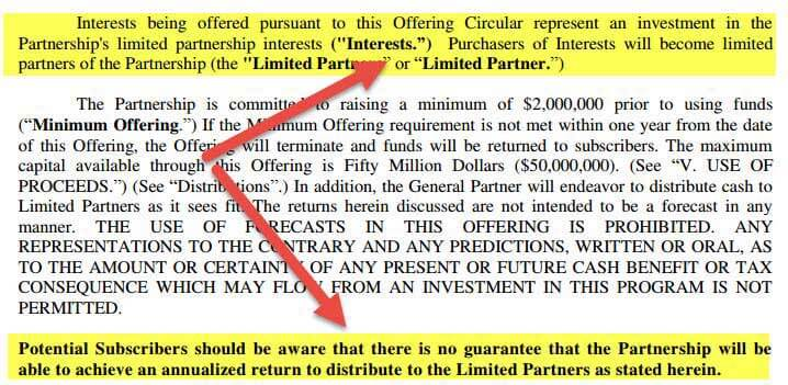 Limited Partners GP