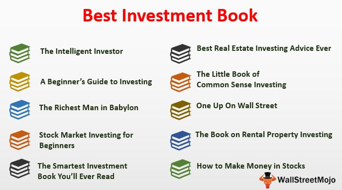 Top 10 Best Investment Book of All Time