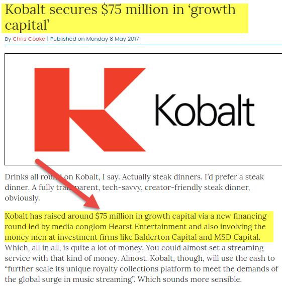 Kobalt Growth Capital
