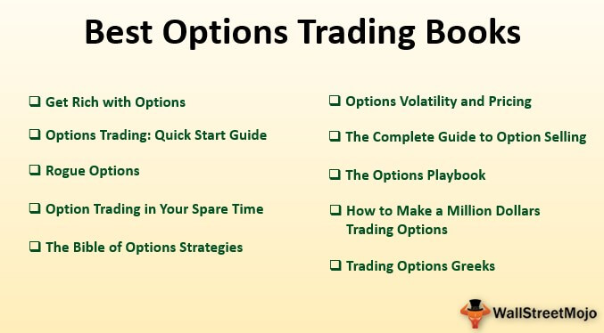 Top 10 Best Options Trading Books