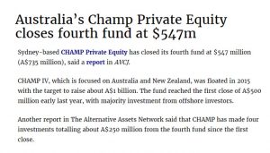 Private Equity in Australia | Top Firms List | Salaries | Jobs