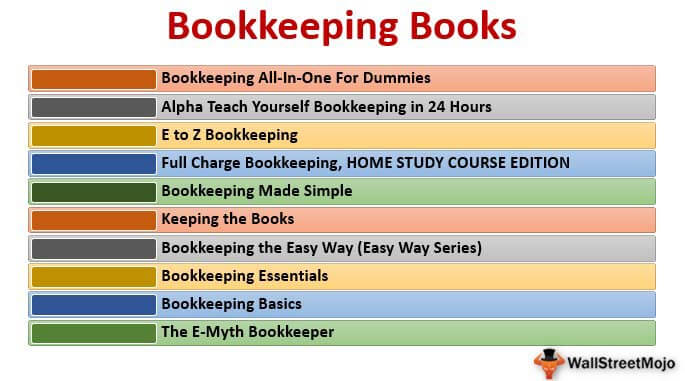 Top 10 Best Bookkeeping Books