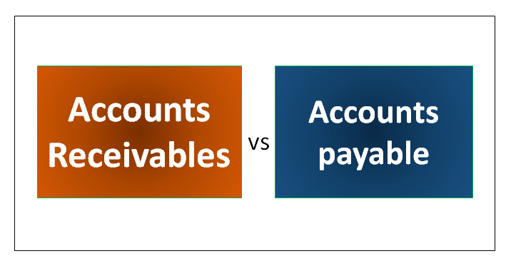 accounts receivables vs accounts payable