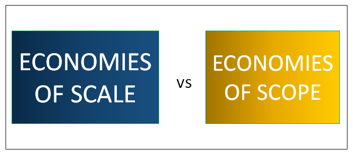 economies of scale vs economies of scope