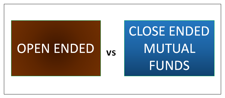 open ended vs close ended mutual funds