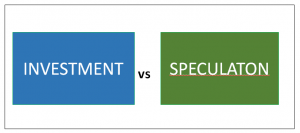 Investment vs Speculation | Top 7 Differences You Must Know!