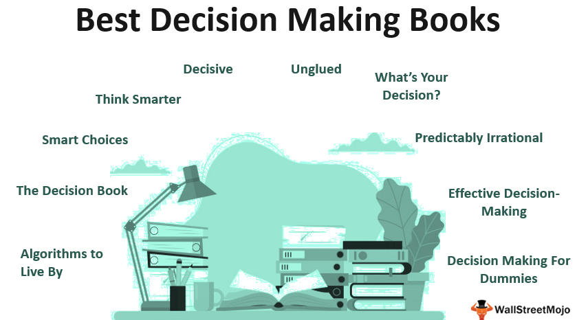 Best Decision Making_Books