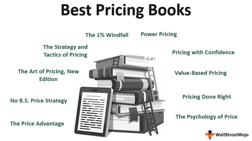 Top 10 Best Pricing_Books