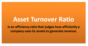 Asset Turnover Ratio Formula | Calculator (with Excel Template)
