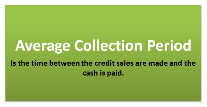 average collection period formula and calculator