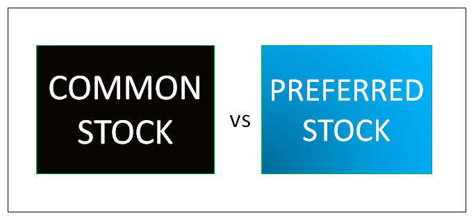 common stock vs preferred stock
