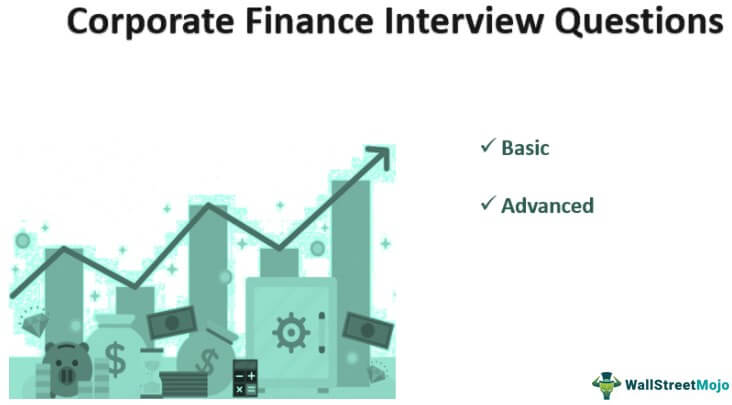 Corporate Finance Interview Questions