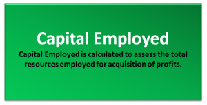 Capital Employed Formula | Calculator (with Excel Template)