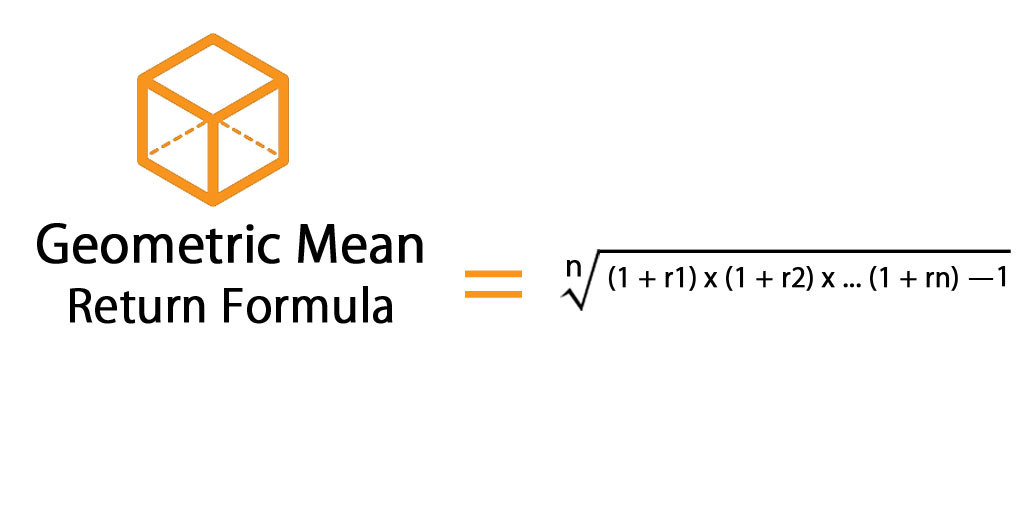Geometric Mean Return Formula | Calculator (Excel Template)
