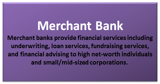 Merchant Bank | Meaning | Services | List of Top Merchant Banks