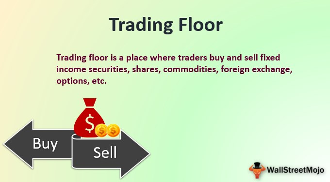 Trading Floor How Does The Trading Floor Really Works