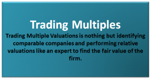 Trading Multiples