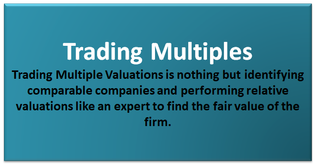 trading Multiples 2