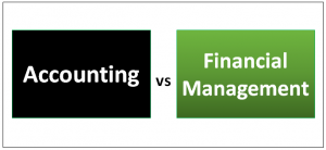 Accounting vs Financial Management