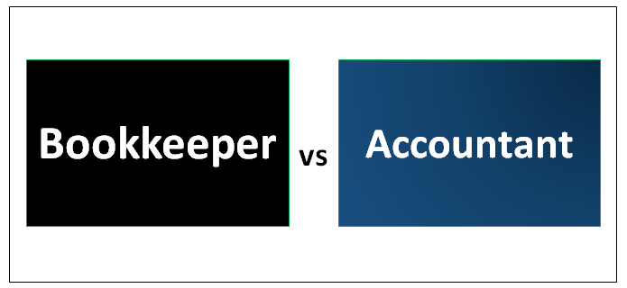 Bookkeeper vs Accountant | Top 7 Differences (Infographics)