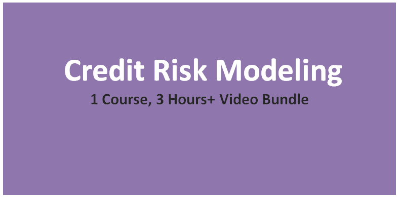 Credit Risk Modeling
